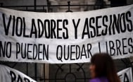 4 serial rapists have been arrested in Mexico City in the last 6 months