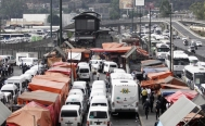 Mexico City and its chaotic public transport