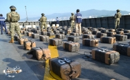Mexican navy seizes 2 tons of cocaine in Acapulco