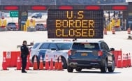 Mexico, U.S., and Canada to extend COVID-19 border restrictions until September