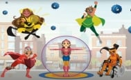 The Health Squad: Mexico turns to cartoon characters to promote COVID-19 health measures