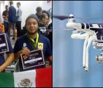Mexican students decorated at the 2019 Robotic Arena