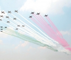 The first female pilots to lead Mexico's Independence Day parade