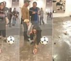 Gallery won't proceed against Avelina Lesper for destroying art piece