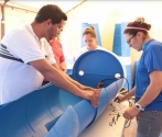 COVID-19:  Isolation pods created in Coahuila for Mexican ICU patients