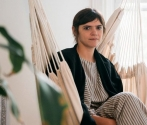 Mexican writer Valeria Luiselli, first woman to win the Rathbones Folio Prize