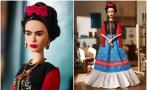 Lanzan Barbie Frida Kahlo