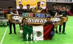 Young Mexican students win robotics contest in Taiwan