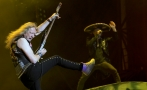 Iron Maiden announces concert in Mexico City