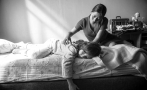 Cuarón and Somonte present photography book about 'Roma'