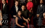 Yalitza Aparicio poses for Hollywood issue of Vanity Fair