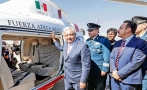 New Mexican airport will be managed by the National Defense Ministry