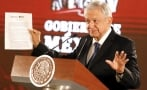 Mexican president signs vow he will not seek reelection in 2024