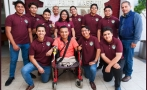 Mexican high-school students create arm prosthesis in 48 hours