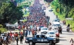 Mexicans grow weary of Central American migrant caravans