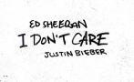 "Ed Sheeran lanza ""I Don't Care"" con Justin Bieber"