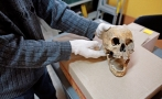 Aztec allies ritually disfigured captured Spaniards' remains