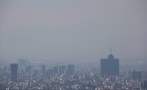 Environmental crisis in Mexico City