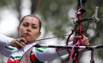 Mexican women's archery team wins medal at 2019 Hyundai Archery World Cup