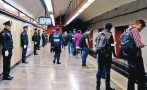 Adult males at highest risk of suicide in Mexico City subway