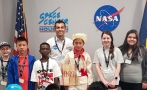 Young Mexican student invited to NASA Space Center