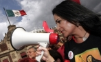 Lydia Cacho's house raided; journalistic material related to pederasty robbed