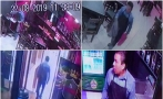 Captan en video a hombre robando en un restaurante-bar de Zona Rosa