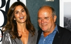 Cindy Crawford y Peter Lindbergh