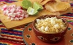 Pozole, a healthy Mexican dish