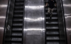 Mexico City: Subway escalators breakdown because of urine