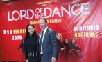 "Flor Amargo en ""Lord of The Dance: Dangerous Games"""