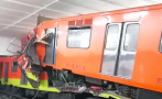 Train driver and operator are to blame for the crash between two subway trains in Mexico City