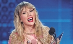 "Swift destrona al ""Rey del pop"""
