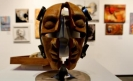 """An exhibition of masks of """"encouragement"""""""