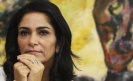 Lydia Cacho, the journalist fighting child abuse and human trafficking
