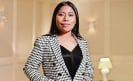Yalitza Aparicio fights for the rights of domestic workers