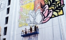 Giant murals help improve air quality in Mexico City