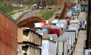 Truckers face up to 12 hours of gridlock at Mexico-U.S. border