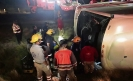 Eleven dead and 20 injured after a bus crashed in northern Mexico
