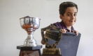 8-year-old Mexican math genius to compete in China