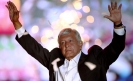 López Obrador is ready to party