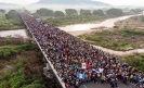 Central American migrants detentions on U.S.-Mexico border on the rise