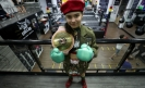 The Mexican golden girl of boxing