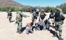 Authorities kill murderess and arrest cartel members in Michoacán