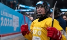 Mexican Luisa Wilson makes history at 2020 Winter Youth Olympic Games