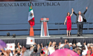 Mexico's federal government spent $36 million on public events and celebrations