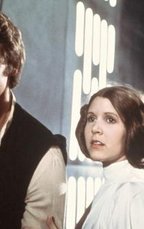 "Perfil. Carrie Fisher, la eterna princesa Leia de ""Star Wars"""