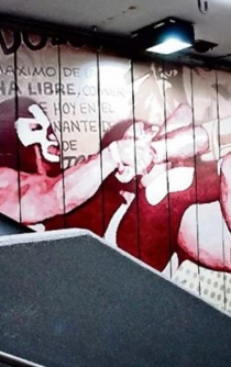 Subway station opens Wrestling Museum in Mexico City