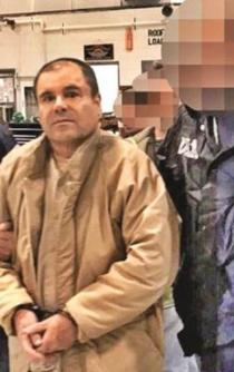 Mexican drug lord 'El Chapo' to remain in solitary confinement in U.S.