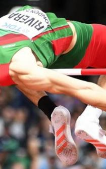 Edgar Rivera, first Mexican to qualify for London's final 2017